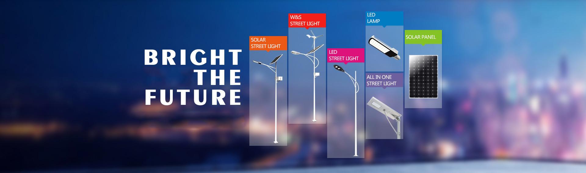 Solar street light prices
